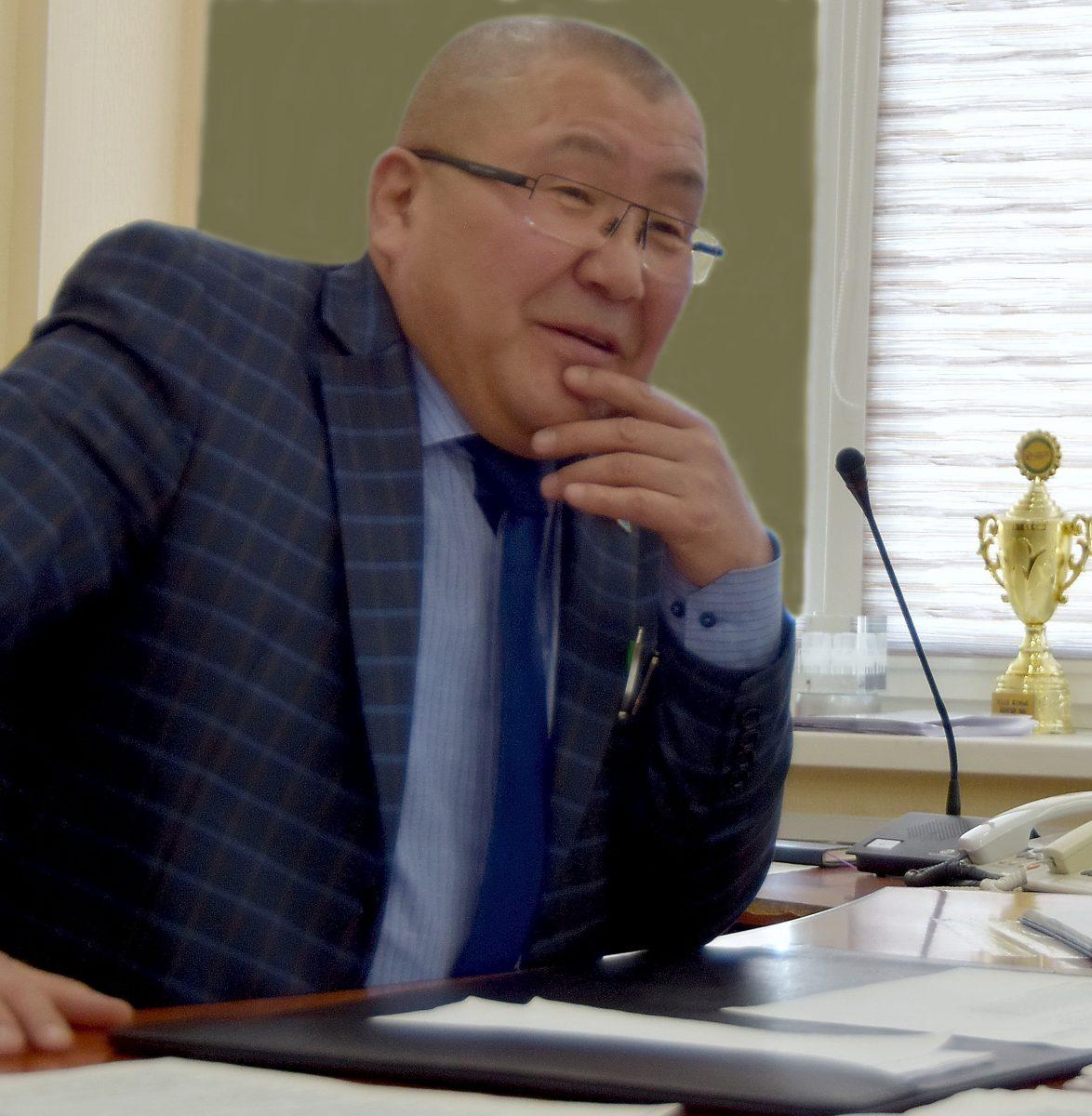 Р.Свамбаев покинул пост генерального директора ГРЭС-1
