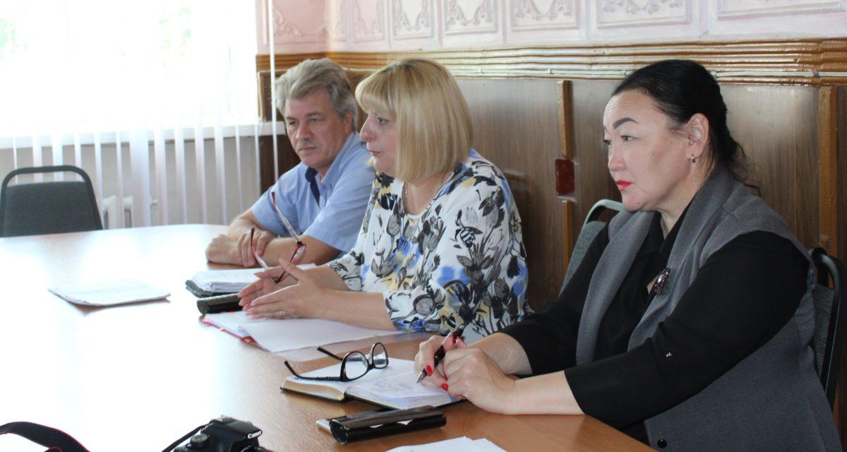 В.Егер, Л.Яценко, Ш.Базарбаева