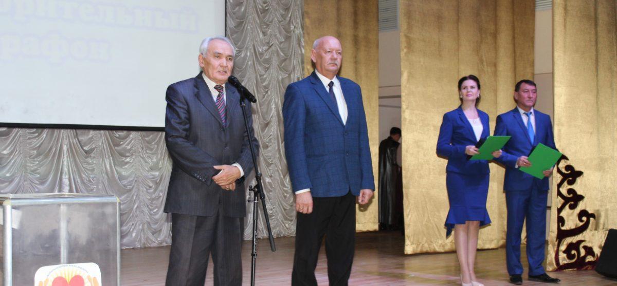 С.Рамазанов и Н.Попов.