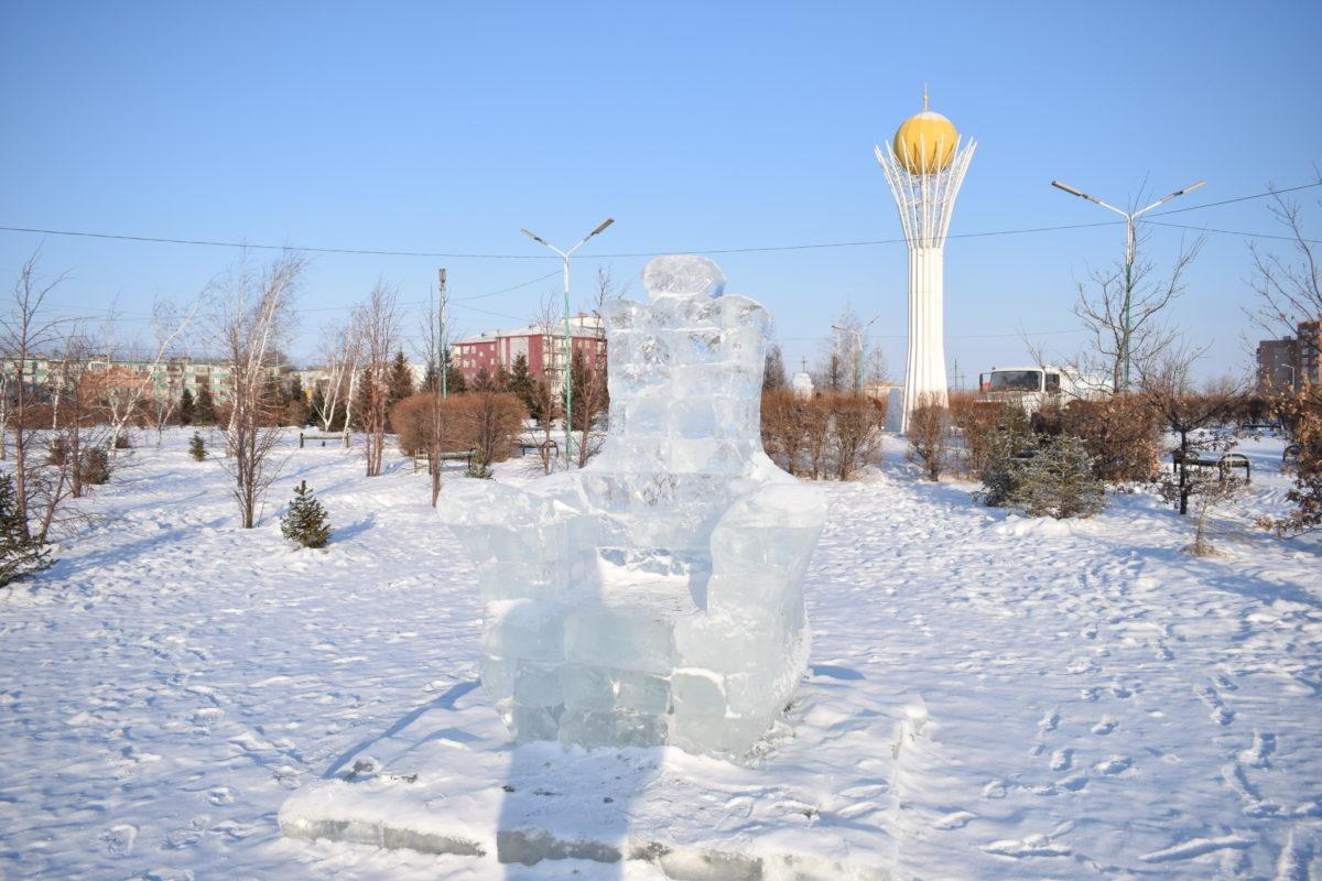 Парк 40-летия Экибастуза.