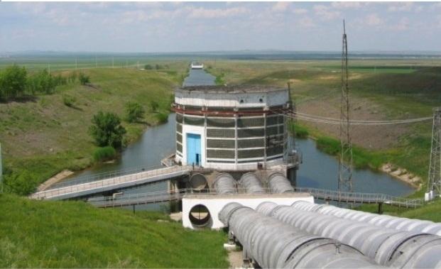 Канал имени Каныша Сатпаева.